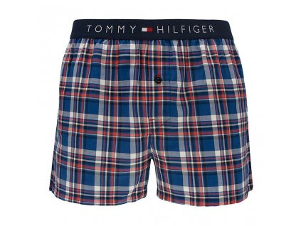 3Tommy Hilfiger 1U87905487 510 Icon Check Woven
