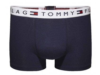 Boxerky Tommy Hilfiger UM0UM01367 416 Remix Navy