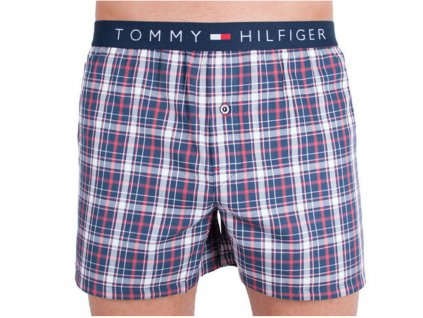 Tommy Hilfiger UM0UM00514 416 Icon Check Woven