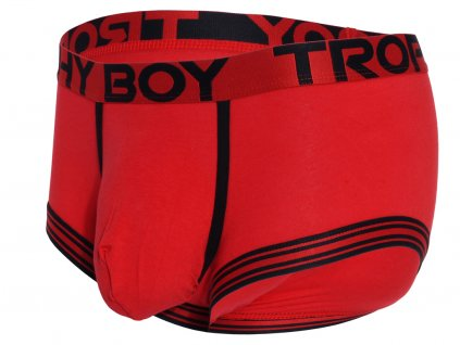 Trophy Boy Boxerky ANDREW CHRISTIAN 91793 Red20