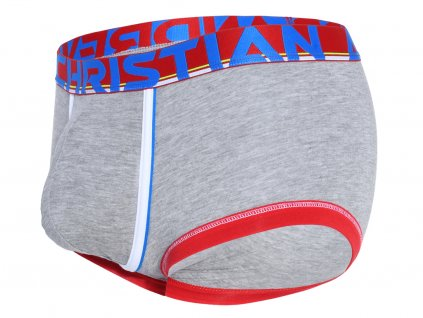 CoolFlex Modal Boxerky ANDREW CHRISTIAN s Pushup kapsou Show It 91787 Grey20