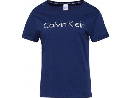 tricko calvin klein regular fit nm1129e 8sb modra4