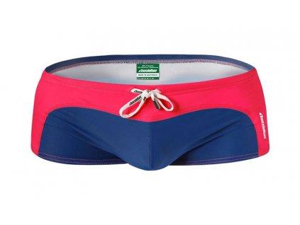 Boxerkové Plavky AussieBum HandleBar Bayview/Blue (Barva Modrá, Velikost XXL)