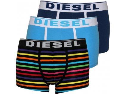 Diesel UMBX Boxerky 0DAVY E4920 3 balení0
