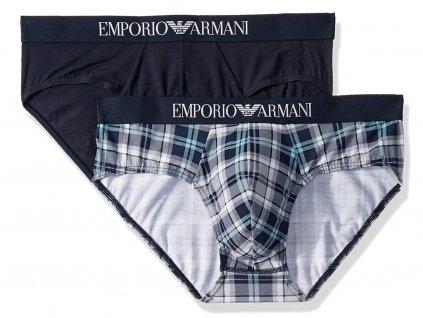 EMPORIO ARMANI Slipy Stretch Cotton 111733 9A504