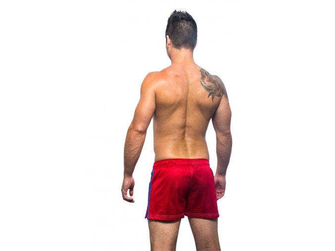 Andrew Christian šortkové plavky SPORTS MESH Swim Shorts