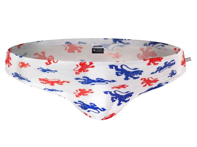 AussieBum slipové plavky World Series LION 3