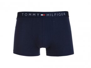 Boxerky Tommy Hilfiger Cotton ICON 2 balení Imperial blue Peacoat2