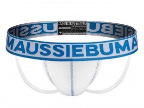 Pánsky Jockstrap AussieBum FlashR Jock Blue1