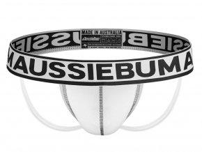 Pánsky Jockstrap AussieBum FlashR Jock Black1
