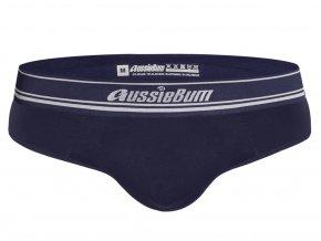 Bezešvé slipy AussieBum Brief Seamless.Tech 2.4 Navy1