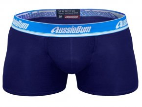 Push up boxerky AussieBum Bare s kapsou Wonder Jock WJ Hipster Navy1