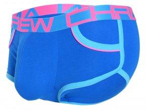 Retro Pop Pocket boxerky ANDREW CHRISTIAN s Pushup kapsou Show It Electric Blue1