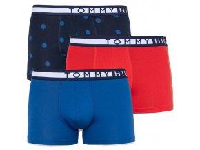 3pack panske boxerky tommy hilfiger vicebarevna um0um01565 018