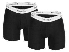 AAAA Boxerky Calvin Klein 2 balení NB1087A 0011
