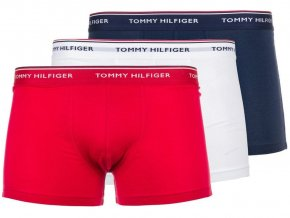 Boxerky Tommy Hilfiger Premium Essentials 1U87903842 611 3 balení3