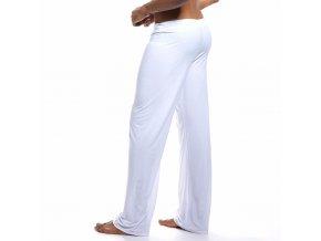 pohodlne a volne domaci kalhoty dream lounge pants bila 1