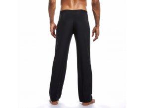 extra pohodlne domaci kalhoty dream lounge joga pants cerna 2