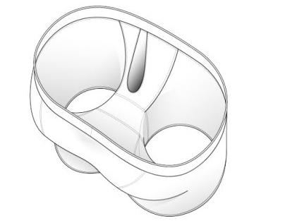 AussieBum SKLADEM ★ ↑↑↑ Push-up Jocksy AussieBum s kapsou EnlargeIT Sport Bílá Barva: Bílá, Velikost: XL, Pro obvod pasu: Pro obvod pasu (90-95cm)