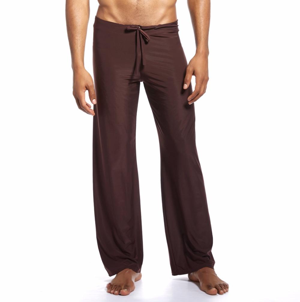 Extra pohodlné domácí kalhoty - Dream Lounge Joga Pants Barva: Mokka hnědá, Velikost: M, Velikost dle značky: Pro obvod pasu (76-81cm)