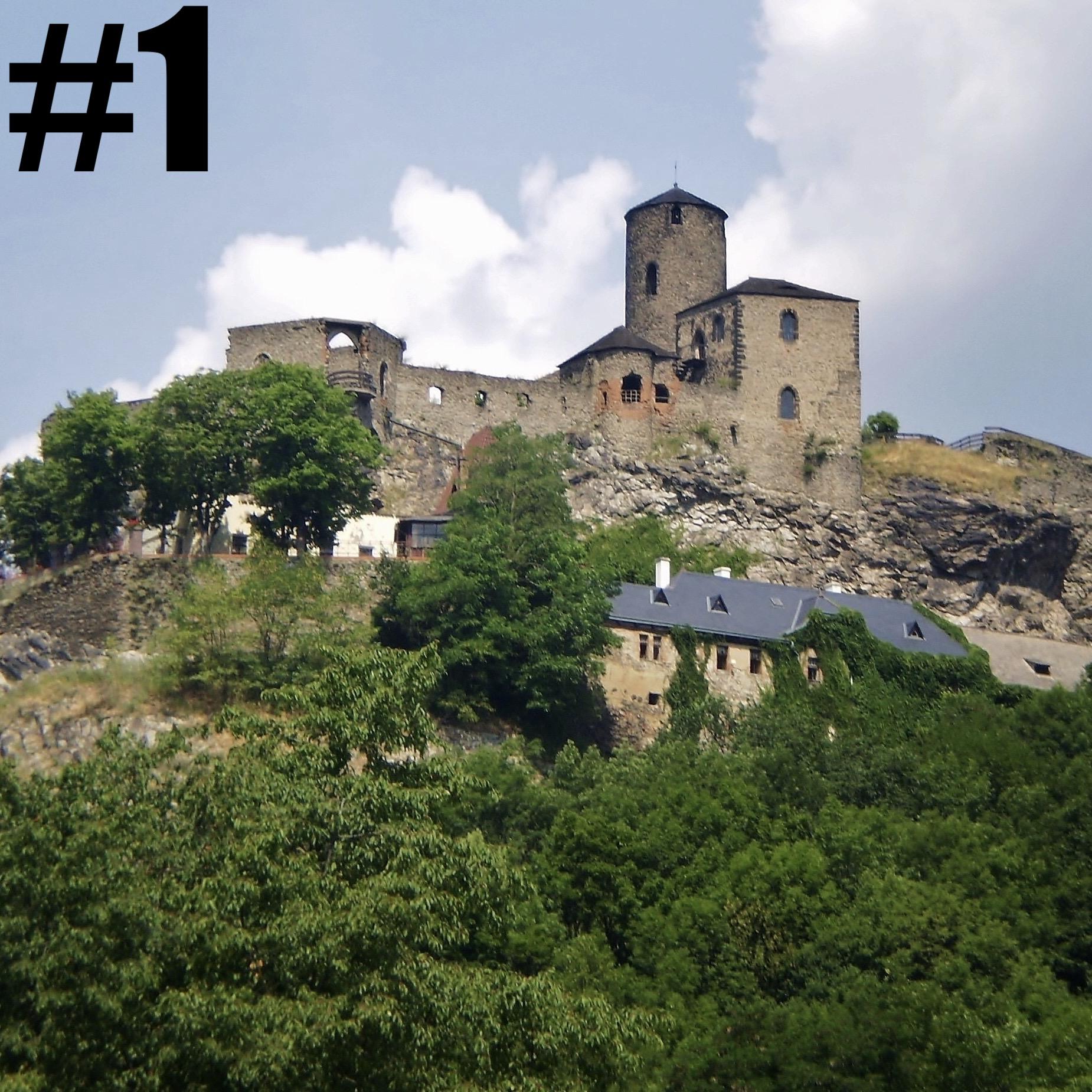 [TOP 10] destinací v severních Čechách, kam musíte vyrazit! #1