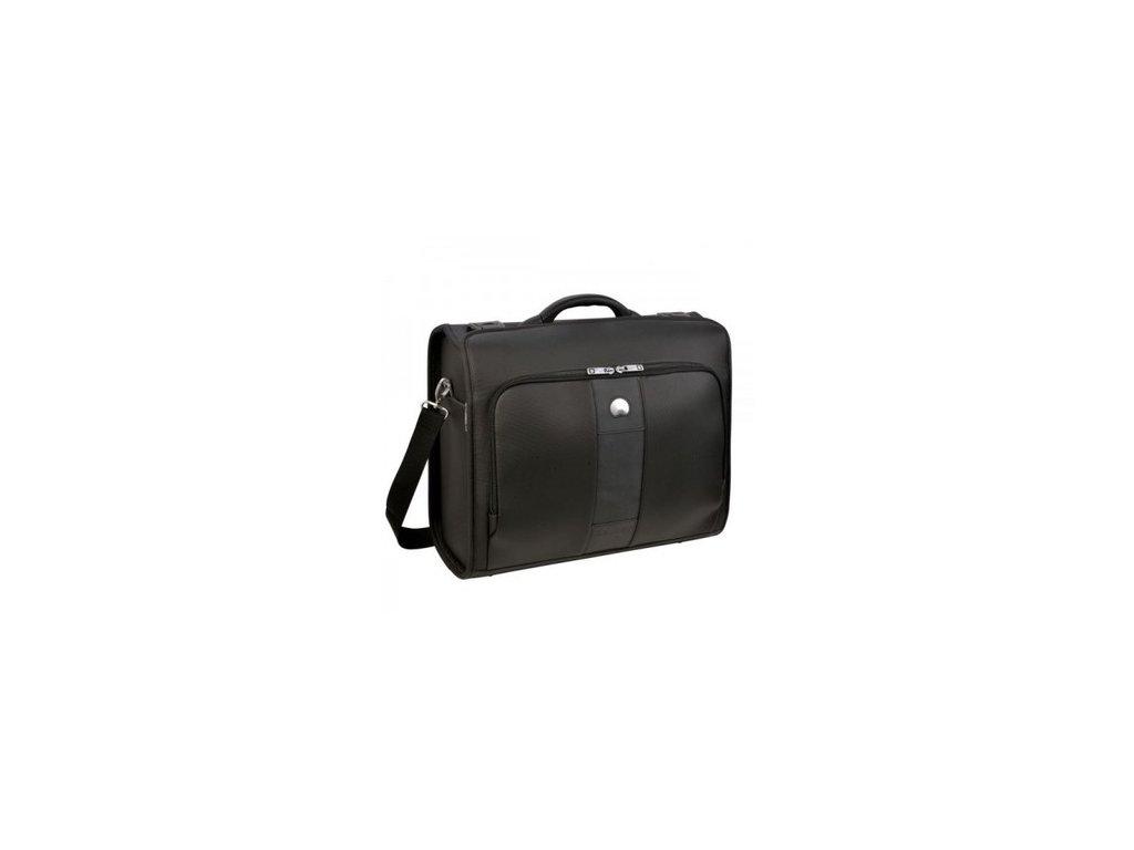"""Delsey La Défense pilotní kufr 15,6"""" černý"""