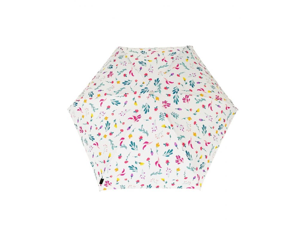 parapluie de poche floral multicolore (4)