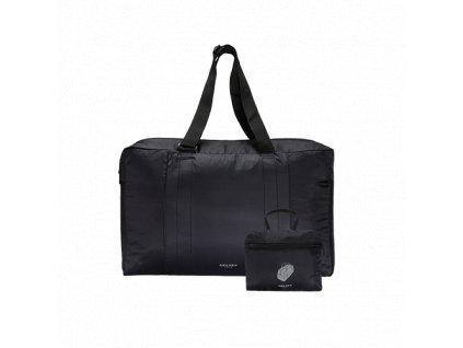 Delsey skládací cestovní taška 26l černá