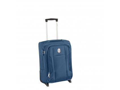 Delsey Gannett kufr 55 cm modrý