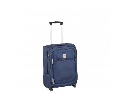 Delsey Toluca SLIM kufr 48 cm modrý