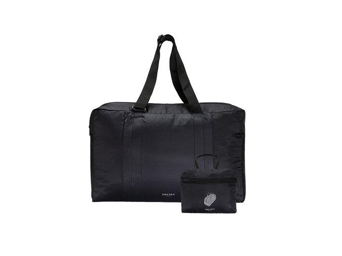 Delsey skládací cestovní taška 26l