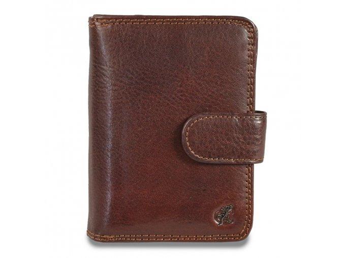 Dámská kožená peněženka se zápinkou Cosset Komodo 4494