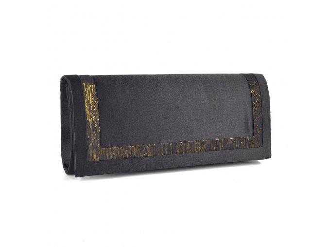 cerna spolecenska kabelka 1639 c