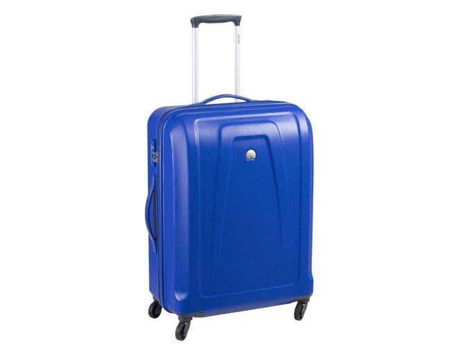 Delsey Keira kufr 66 cm 344881012 modrý