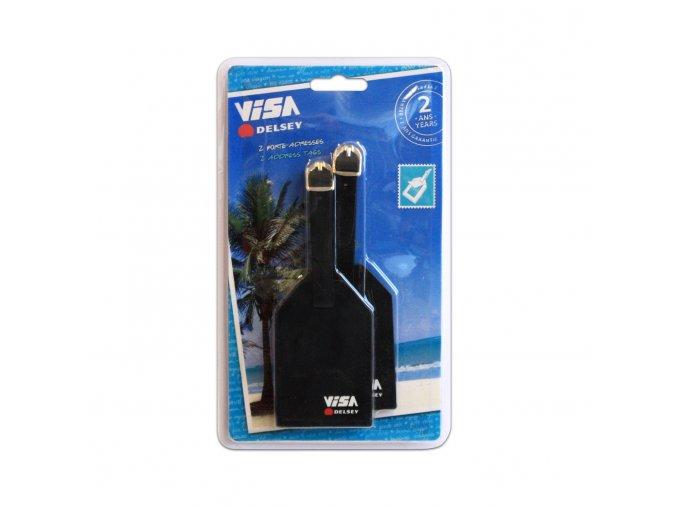Delsey Visa jmenovka na kufr