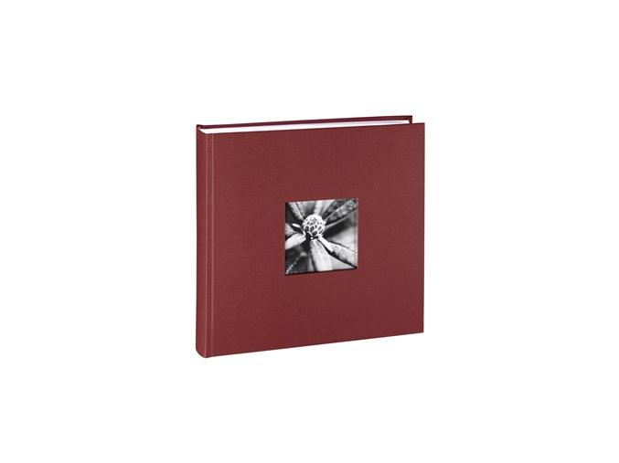 Hama album klasické FINE ART 30x30 cm, 100 stran, bordó