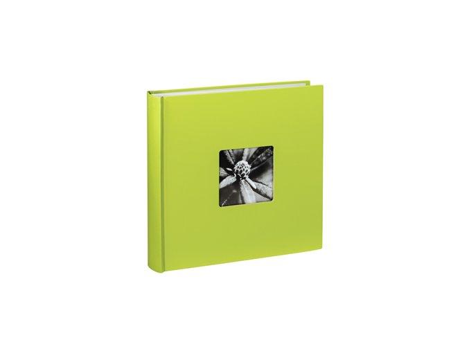 Hama album klasické FINE ART 30x30 cm, 100 stran, kiwi