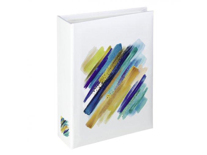 Hama album BRUSHSTROKE 10x15/100, modrá