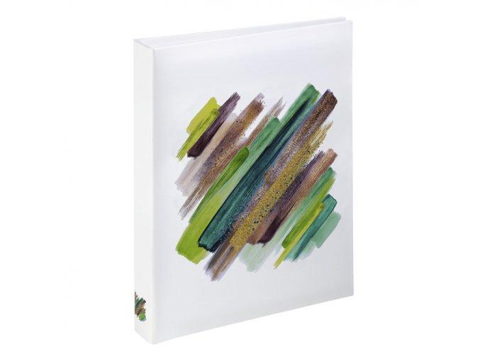 Hama album BRUSHSTROKE 10x15/24, zelená