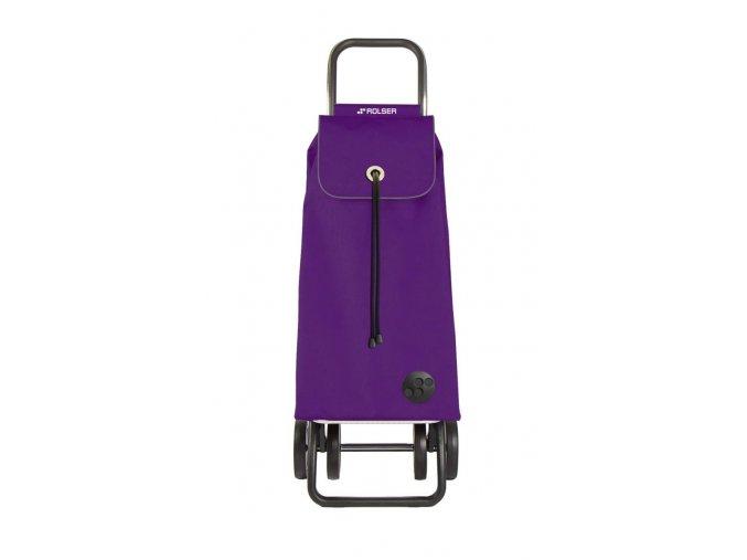 Rolser taska koleckach I Max MF Dos+2 Purple IMX002 51031