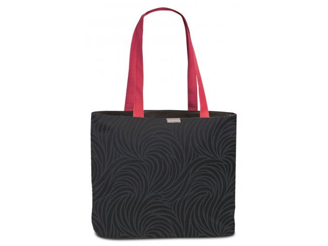Fabrizio plážová taška černá 50368-0100