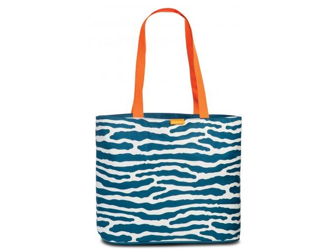 Fabrizio plážová taška modrá 50368-0500