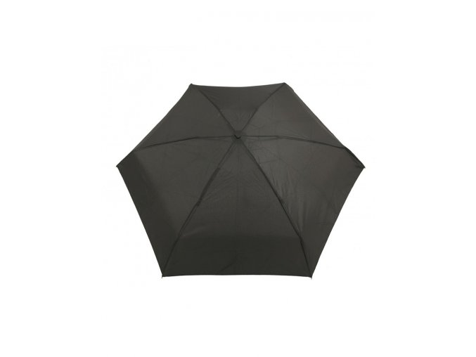 smati mini parapluie solide noir (2)