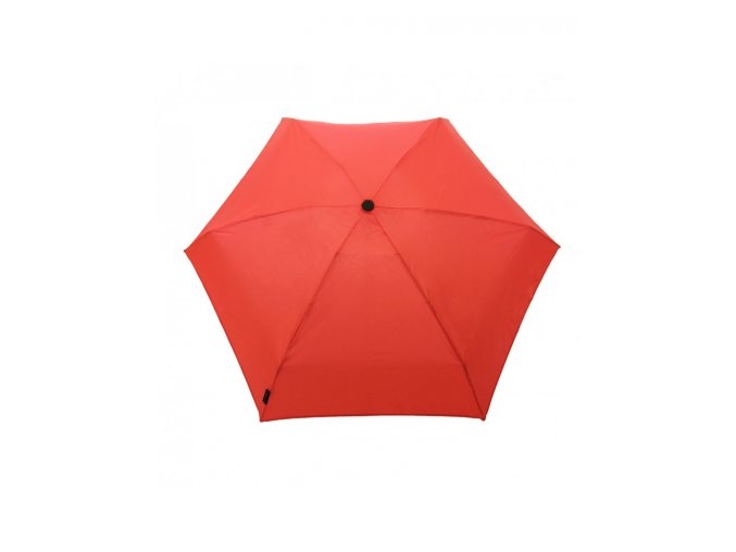 smati mini parapluie solide rouge (1)