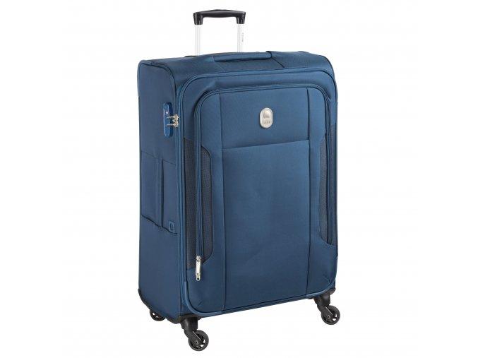 Delsey Gannett kufr 78 cm modrý