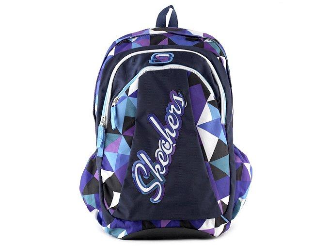 Skechers batoh modrofialový