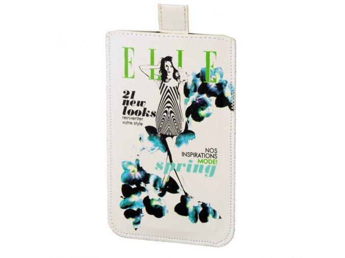 ELLE Spring Feeling obal na mobil, velikost XL