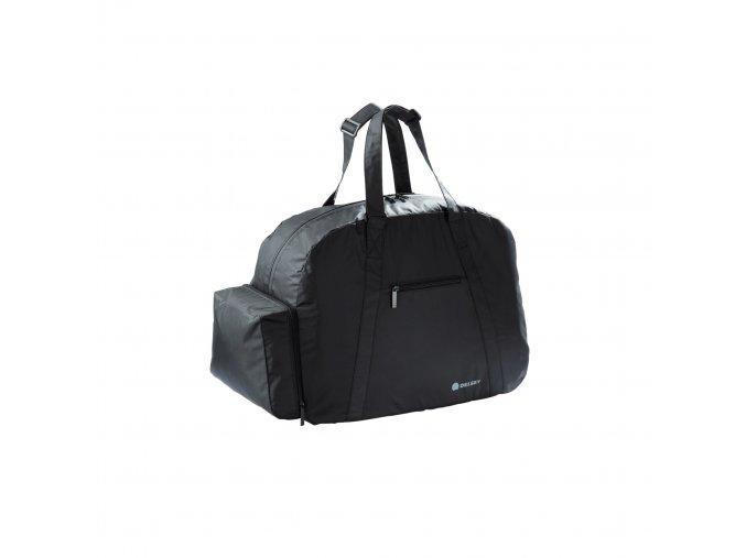 Delsey skládací cestovní taška 31l černá