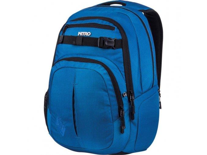 NITRO batoh CHASE Brilliant blue