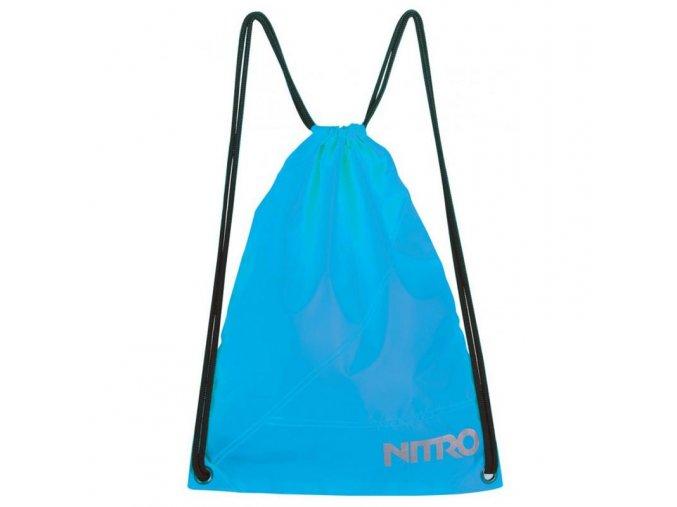 NITRO vak SPORTS SACK acid blue